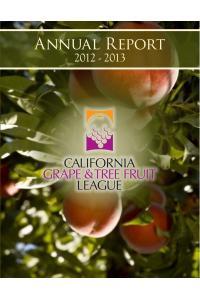 2012 / 2013 Annual Report