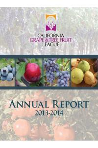 2013/2014 ANNUAL REPORT