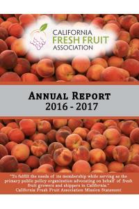2016/17 Annual Report