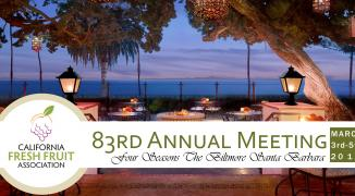 83RD ANNUAL MEETING