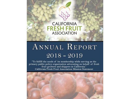 2018/19 ANNUAL REPORT